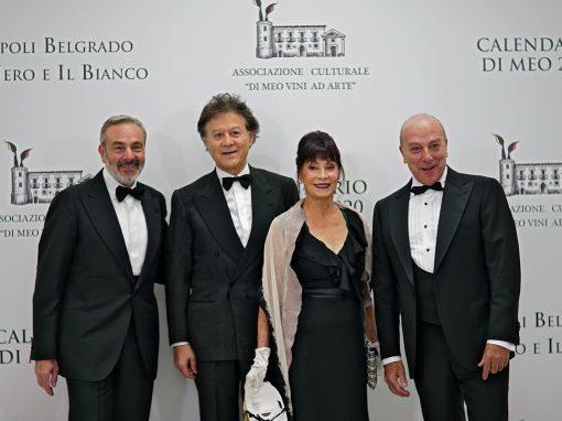 Da Napoli a Belgrado: Il Nero e Il Bianco party